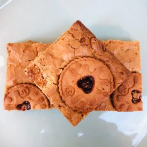 Jammy Dodger Blondie