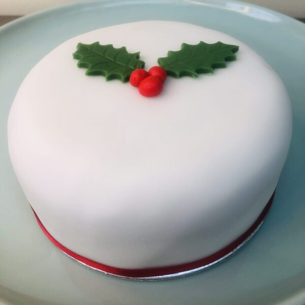 Christmas Cake 1
