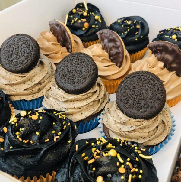 Mixed Box of Cupcakes