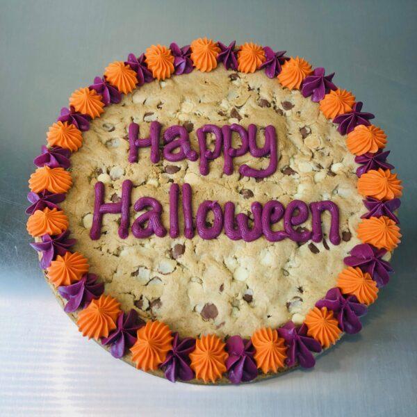 Halloween Giant Cookie