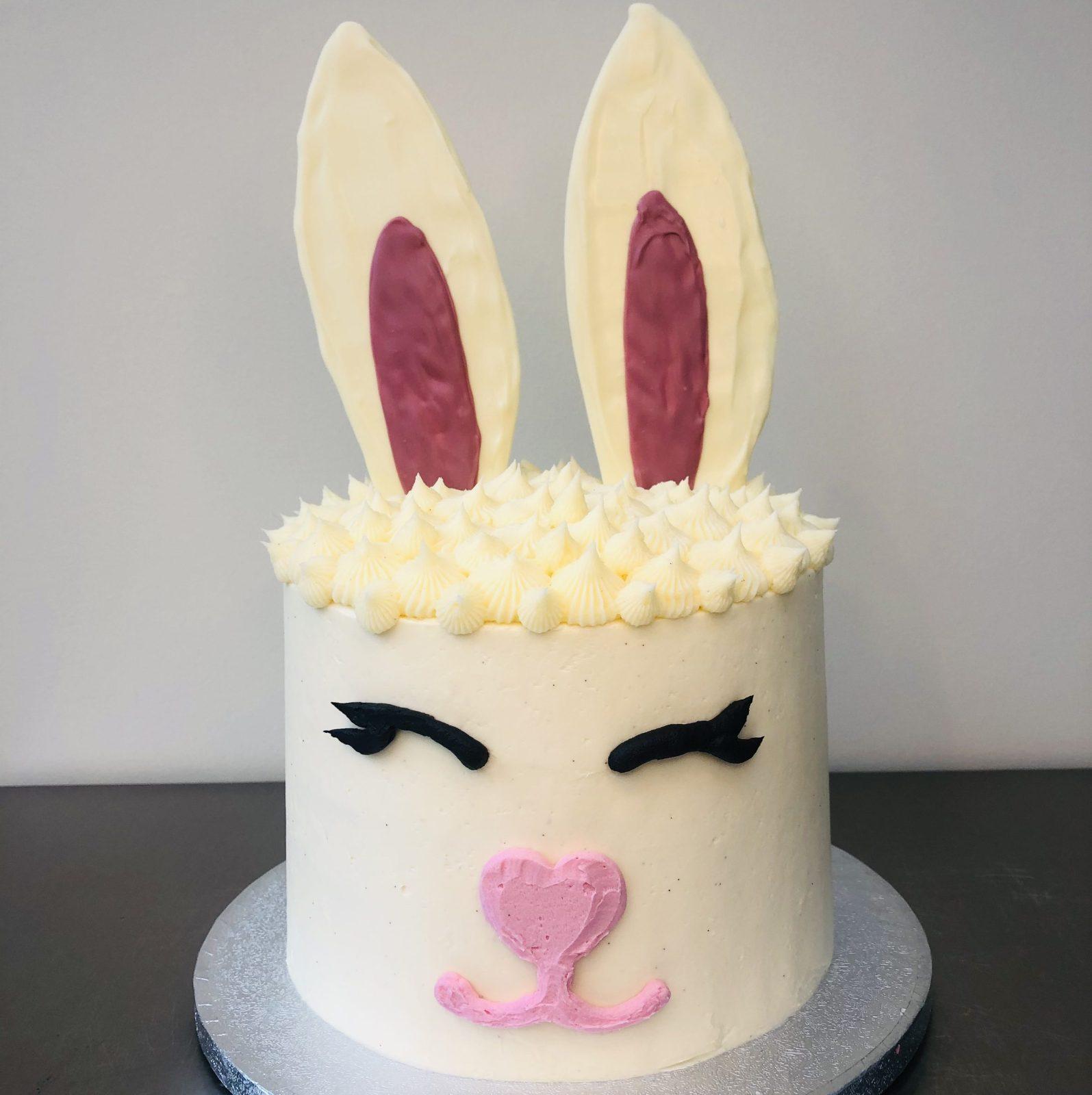 Bespoke Cake Bunny