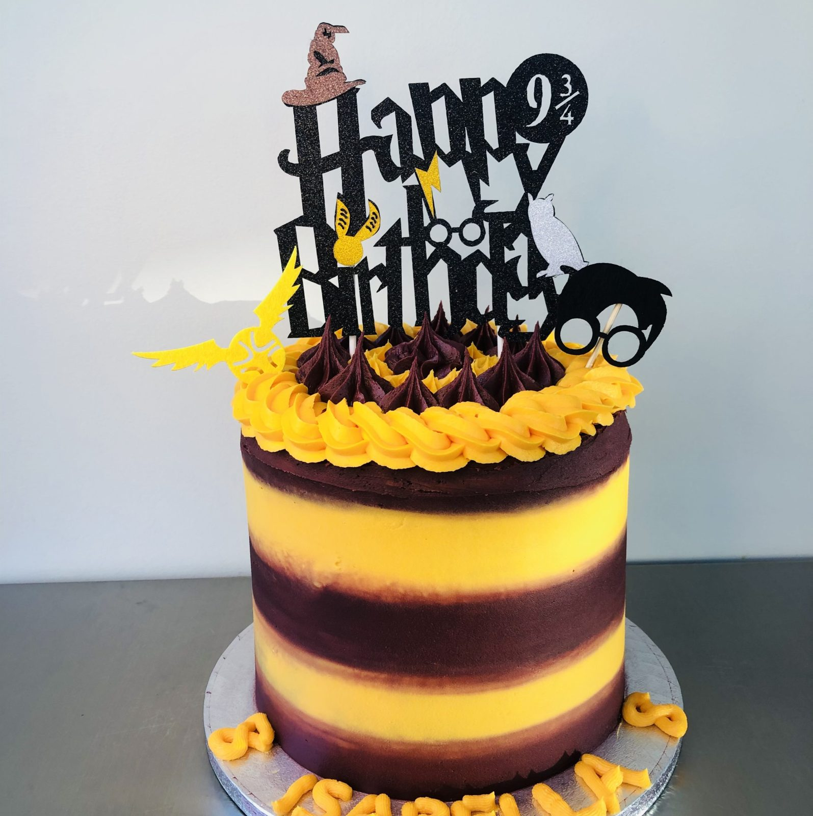 Bespoke Cake Harry Potter