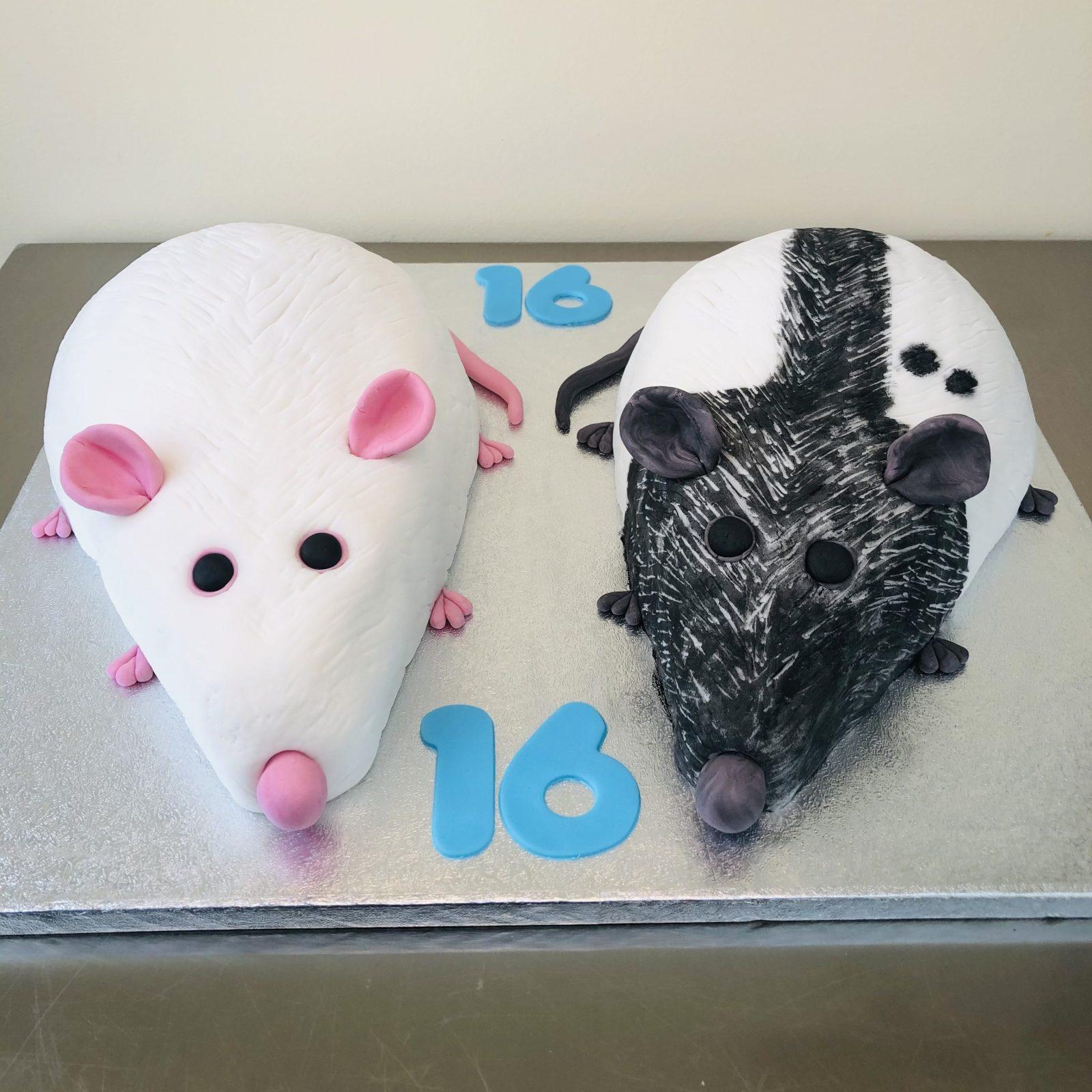 Bespoke Cake Rats