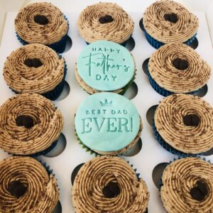 Guinness & Mocha Cupcakes